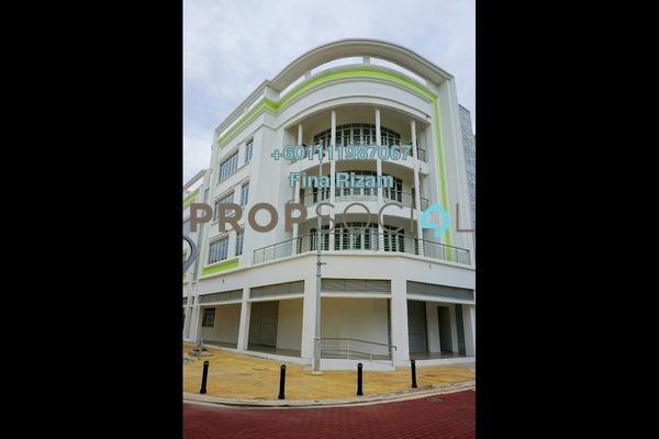 Office For Rent in Precinct 15, Putrajaya Freehold Unfurnished 1R/1B 1.5k