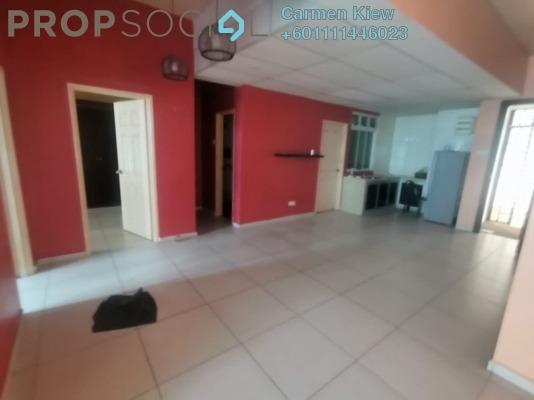 Apartment For Rent in Lagenda Tasek, Johor Bahru Freehold Semi Furnished 2R/2B 1k