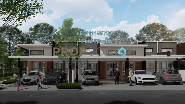Terrace For Sale in Pulau Indah Industrial Park, Port Klang Freehold Unfurnished 3R/1B 292k