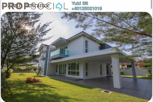 Bungalow For Sale in Meru Heights, Ipoh Freehold Unfurnished 4R/6B 2m