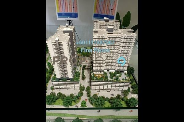 Apartment For Sale in PR1MA Homes @ Bandar Bukit Mahkota, Kajang Freehold Unfurnished 4R/2B 280k