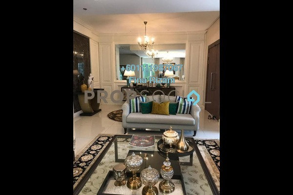 Bungalow For Sale in Beverly Heights, Ukay Freehold Fully Furnished 6R/8B 3.5m