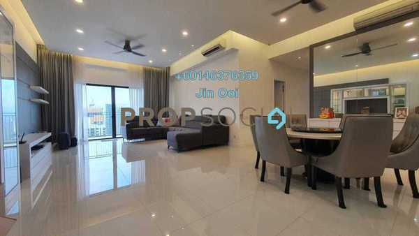 Condominium For Sale in Residensi 22, Mont Kiara Freehold Semi Furnished 3R/3B 2.2m