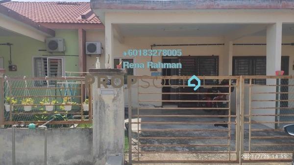 Terrace For Sale in Taman Bagan Kurnia, Port Dickson Freehold Semi Furnished 3R/2B 250k