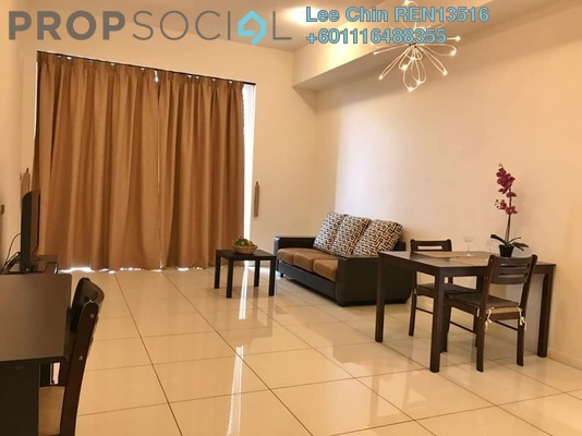 Serviced Residence For Sale in M Suites, Ampang Hilir Freehold Fully Furnished 1R/1B 830k