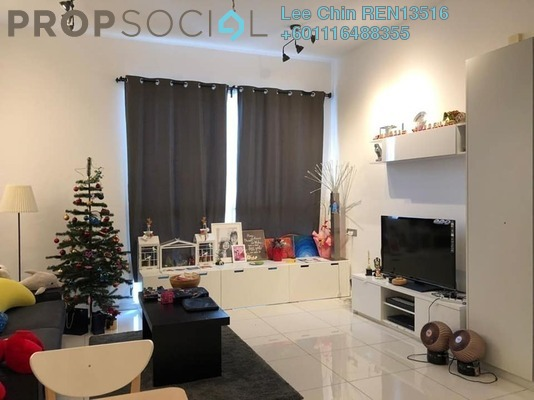 Serviced Residence For Sale in M Suites, Ampang Hilir Freehold Fully Furnished 1R/1B 998k