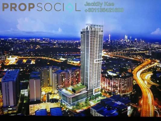 Condominium For Sale in Kuchai East, Kuchai Lama Freehold Semi Furnished 3R/2B 505k