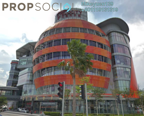 Shop For Rent in Sunway Velocity, Cheras Freehold Unfurnished 0R/0B 5.5k