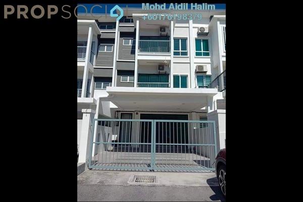 Terrace For Rent in Taman Nusa Idaman, Dengkil Freehold Semi Furnished 5R/4B 2.3k