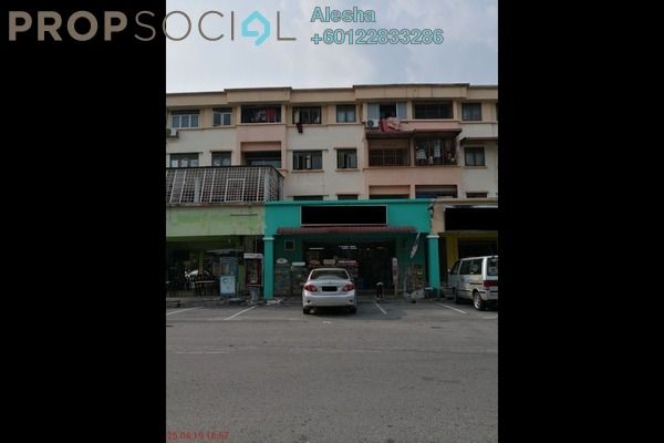 Apartment For Sale in Taman Putra Perdana, Puchong Freehold Unfurnished 3R/1B 115k