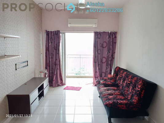 Condominium For Sale in Symphony Heights, Selayang Freehold Unfurnished 2R/2B 325k