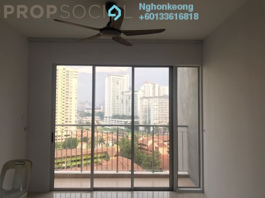 Condominium For Rent in PV18 Residence, Setapak Freehold Semi Furnished 3R/3B 1.7k