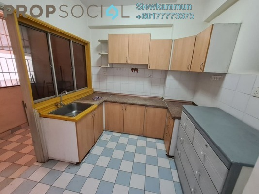Condominium For Sale in Seri Puri, Kepong Freehold Fully Furnished 3R/2B 320k