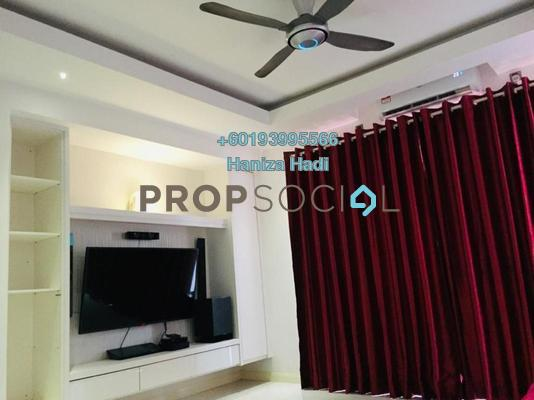 Condominium For Sale in Seri Maya, Setiawangsa Freehold Fully Furnished 3R/2B 690k