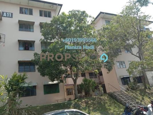 Apartment For Sale in Seksyen 1 Wangsa Maju, Wangsa Maju Freehold Semi Furnished 3R/2B 300k