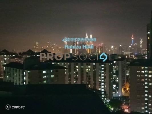 Condominium For Sale in Residensi Platinum Teratai, Kuala Lumpur Freehold Semi Furnished 3R/2B 460k