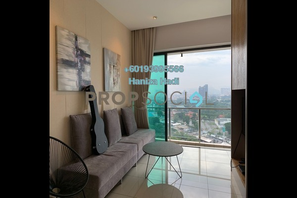 Condominium For Sale in Setia Sky Residences, KLCC Freehold Fully Furnished 2R/3B 920k