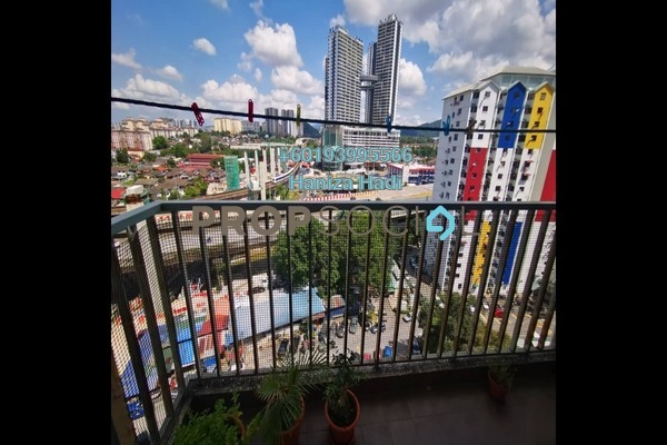 Condominium For Sale in Suria Jelatek Residence, Ampang Hilir Freehold Fully Furnished 3R/2B 530k