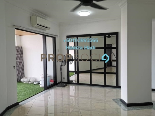 Condominium For Sale in Gurney Heights, Keramat Freehold Semi Furnished 0R/1B 350k