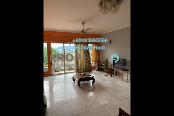 Apartment For Sale in Lojing Heights 1, Wangsa Maju Freehold Fully Furnished 3R/2B 510k