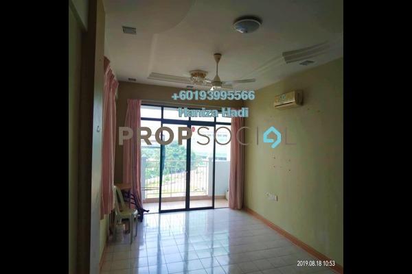 Condominium For Sale in Pelangi Condominium, Sentul Freehold Fully Furnished 3R/2B 430k