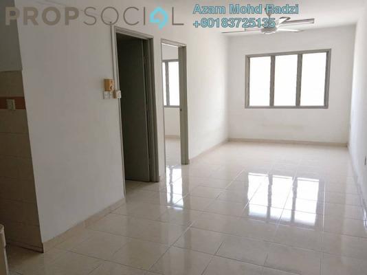 Apartment For Sale in Flora Damansara, Damansara Perdana Freehold Semi Furnished 3R/2B 160k