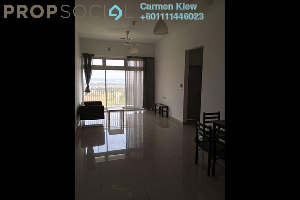 Serviced Residence For Rent in Centra Residences @ Nasa City, Johor Bahru Freehold Fully Furnished 2R/1B 1k