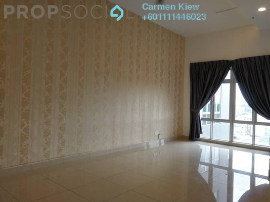 Serviced Residence For Sale in Manhattan @ Austin Heights, Tebrau Freehold Semi Furnished 1R/1B 335k
