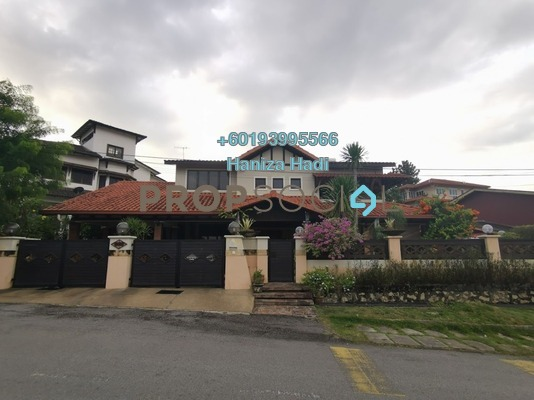 Bungalow For Sale in Taman Desa Gombak, Setapak Freehold Fully Furnished 8R/6B 2.5m