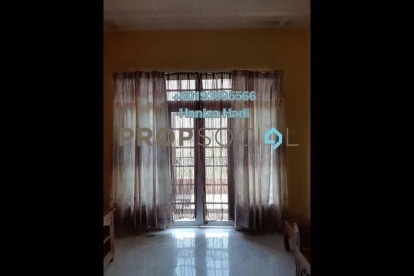 Terrace For Sale in Persada Damai, Bandar Enstek Freehold Semi Furnished 3R/2B 320k