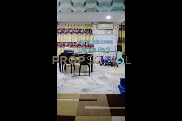 Townhouse For Sale in Taman Setapak Indah, Setapak Freehold Fully Furnished 3R/2B 650k