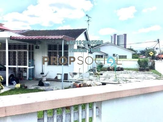 Terrace For Sale in Taman Setapak, Setapak Freehold Fully Furnished 3R/2B 1.2m