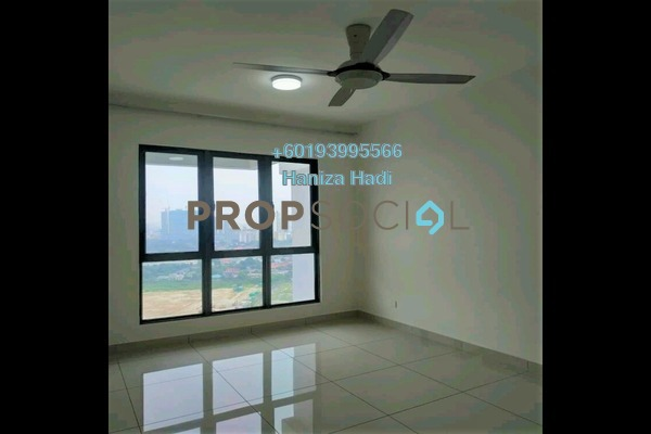 Condominium For Sale in KL Traders Square, Kuala Lumpur Freehold Semi Furnished 3R/2B 618k