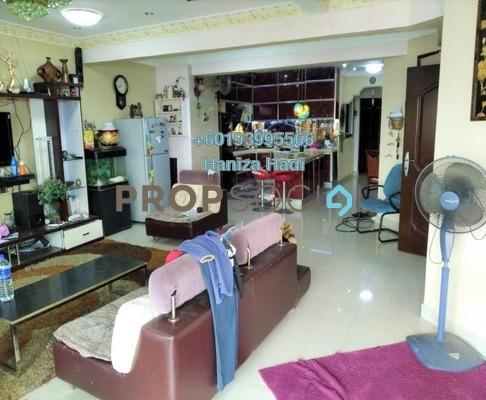 Condominium For Sale in Menara City One, Dang Wangi Freehold Fully Furnished 7R/4B 950k