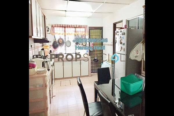 Terrace For Sale in Taman Melawati, Kuala Lumpur Freehold Fully Furnished 3R/2B 780k
