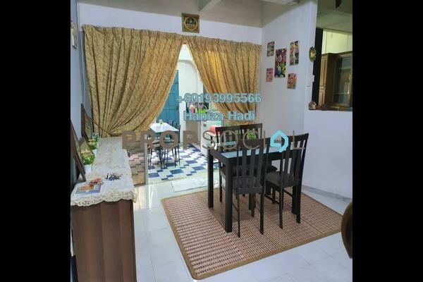 Terrace For Sale in Taman Permata, Wangsa Maju Freehold Semi Furnished 7R/3B 950k