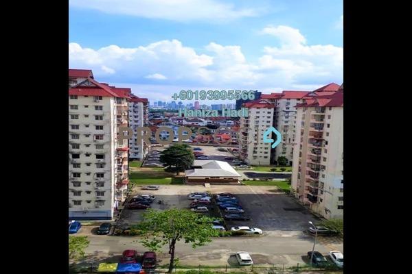 Condominium For Sale in Prima Setapak I, Setapak Freehold Fully Furnished 3R/2B 490k