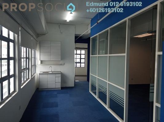 Office For Rent in Kelana Square, Kelana Jaya Freehold Semi Furnished 0R/1B 1.3k