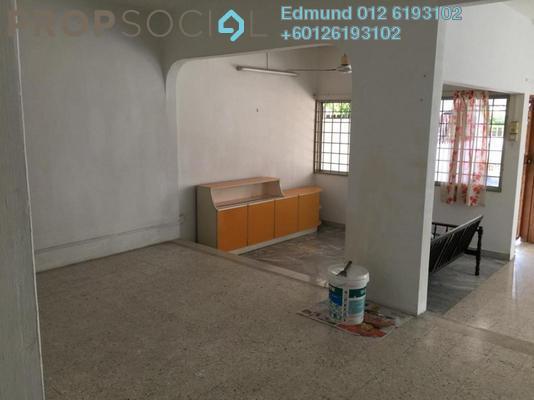 Terrace For Rent in SS4, Kelana Jaya Freehold Semi Furnished 4R/2B 2k
