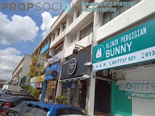 Office For Rent in SS22, Damansara Jaya Freehold Unfurnished 0R/1B 2.1k