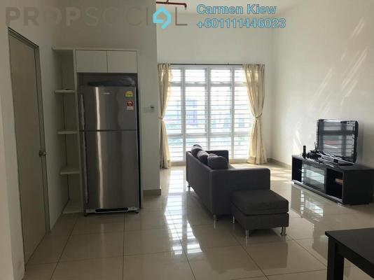 Serviced Residence For Rent in Manhattan @ Austin Heights, Tebrau Freehold Fully Furnished 2R/1B 1.2k