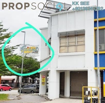 Shop For Rent in Kemuning Utama Commercial Centre, Kemuning Utama Freehold Semi Furnished 2R/2B 5k