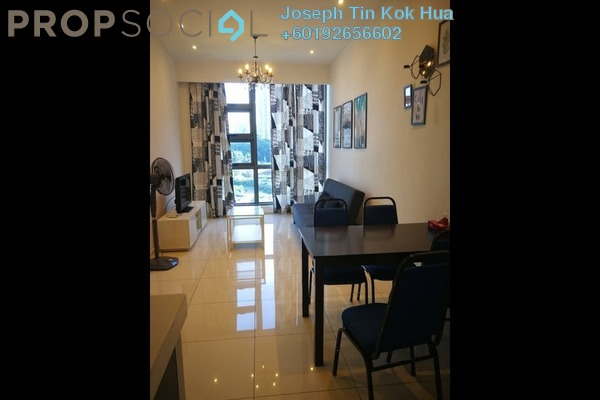 Condominium For Rent in The Robertson, Pudu Freehold Fully Furnished 2R/2B 2.3k
