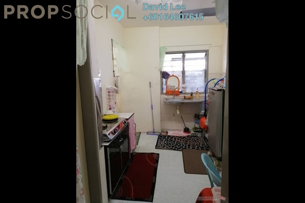 Apartment For Sale in Taman Serina, Jelutong Freehold Semi Furnished 3R/1B 180k