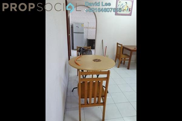 Apartment For Sale in Taman Pekaka, Sungai Dua Freehold Semi Furnished 3R/2B 310k