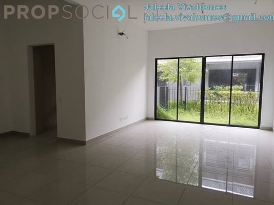 Terrace For Rent in Wisteria, Bandar Rimbayu Freehold Semi Furnished 4R/4B 2k