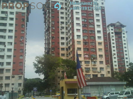 Apartment For Sale in Taman Seri Murni, Selayang Freehold Unfurnished 3R/2B 145k
