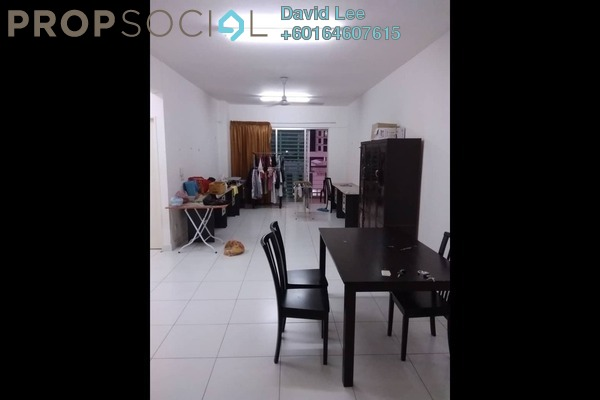 Condominium For Sale in Elit Heights, Bayan Baru Freehold Semi Furnished 4R/2B 630k