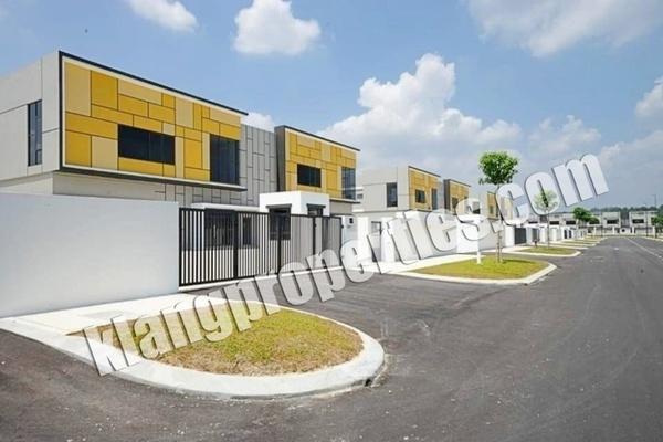 Factory For Rent in Seksyen 16, Bandar Puncak Alam Freehold Unfurnished 0R/0B 11k