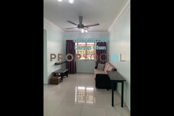 Apartment For Sale in Suria Kinrara, Bandar Kinrara Freehold Semi Furnished 3R/2B 230k